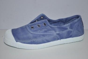 Buty na gumkę bez sznurówek z gumowym czubkiem Cienta 70-777-90