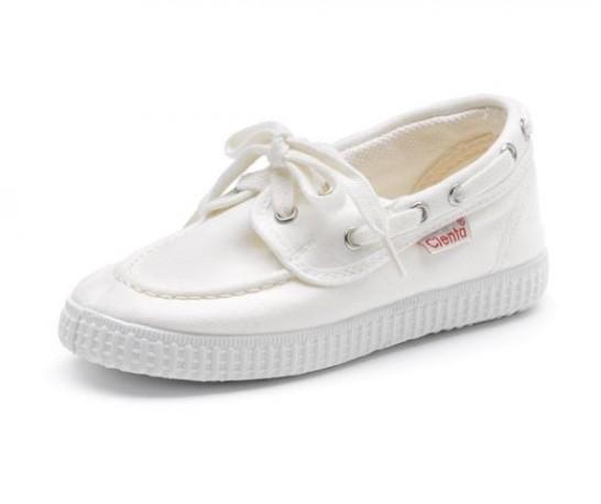 Białe mokasyny Cienta 72-997-05 r37, 38, 39