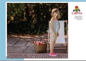 Katalog butów Cienta wiosna lato 2021