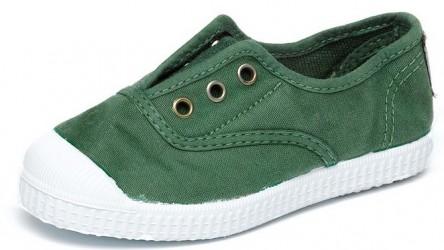 Buty na gumkę bez sznurówek z gumowym czubkiem Cienta 70-777-60